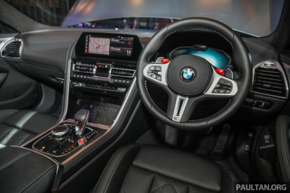2020 F92 BMW M8 Coupe Malaysia Launch_Int 21