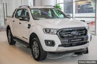 2020 Ford Ranger 2.0 Bi-turbo Wildtrak 4WD 10AT Malaysia_Ext-1