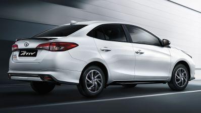 2020 Toyota Yaris Ativ facelift Thailand 3