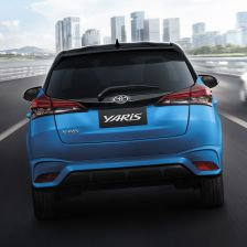 2020 Toyota Yaris facelift Thailand 4