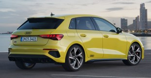 2021 Audi S3 Sportback Exterior