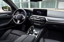 2021 G30 BMW 545e xDrive Interior