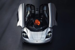 2021 Gordon Murray Automotive T.50 Supercar Exterior