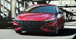 2021 Hyundai Elantra N-Line 1.6 T-GDI