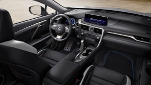 2021 Lexus RX Black Line Special Edition