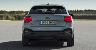 2021 Audi Q2 Facelift (Arrow Grey)