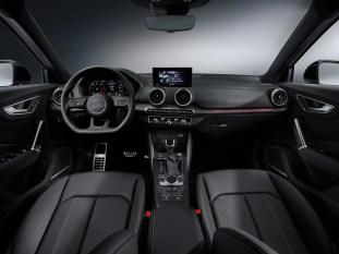 2021 Audi Q2 Facelift Interior