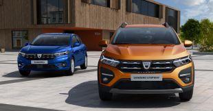 2021 Dacia Sandero, Sandero Stepway, Logan-2