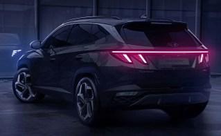 2021 Hyundai Tucson Teaser 5