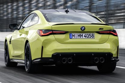 G82 BMW M4 Competition 20