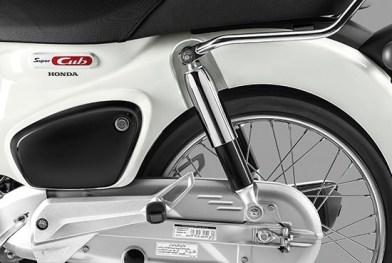 Honda Super Cub 2020 Thailand BM-7
