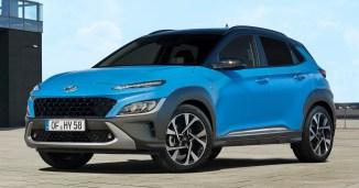 Hyundai Kona Facelift 2