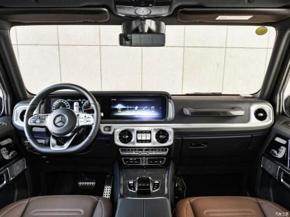Mercedes-Benz G 350 China-5