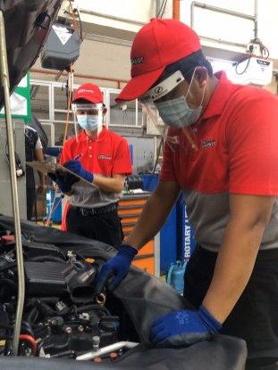Perodua Tweckbot new normal 2
