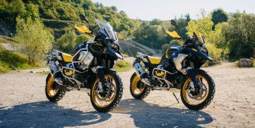 2020 BMW Motorrad 1250 GS 40 Years GS Edition Action - 5