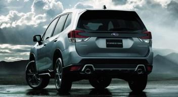 2020 Subaru Forester Sport Japan-2