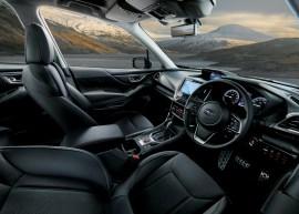 2020 Subaru Forester Sport Japan-5
