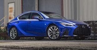 2021 Lexus IS 350 F Sport-1