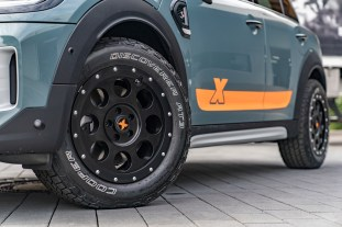 F60 MINI Countryman Powered by X-raid 7