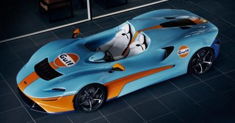 McLaren Elva Gulf Theme by MSO-5