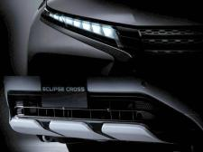 Mitsubishi Eclipse Cross facelift leak 4