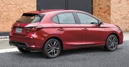 2021 Honda City Hatchback Thailand-2