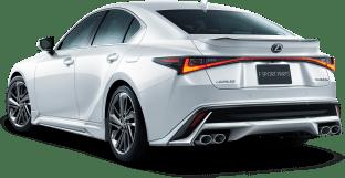 2021 Lexus IS facelift Modellista 2