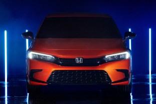 2022 Honda Civic Prototype official reveal-11th-gen-5
