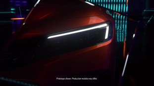 Eleventh-11th-Generation Honda Civic Prototype-teaser-5