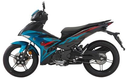 Yamaha Y15ZR 2020 Malaysia BM-32