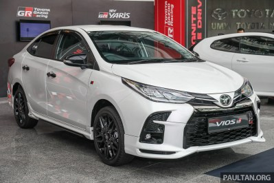 2020 Toyota Vios GR Sport Malaysia_Ext-1
