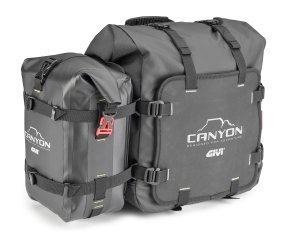 2021 Givi GRT Canyon motorcycle luggage - 8