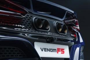 2021 Hennessey Venom F5 Studio Detail Shots