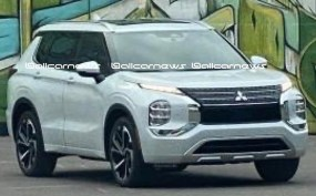 2021 Mitsubishi Outlander leaked-1