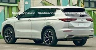 2021 Mitsubishi Outlander leaked-2