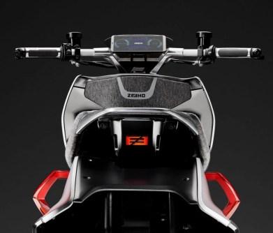 2021 Zeeho Cyber concept - 1