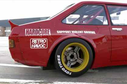 Escort Mk2 Retro Havoc Rocket Bunny_BM_4