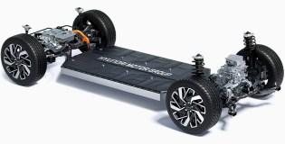 Hyundai E-GMP EV platform reveal-2