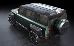 Land Rover Defender Racing Green Edition Carlex Design-5