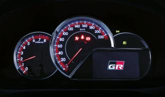 Toyota Vios GR-S Interior 2