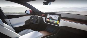 2021 Tesla Model S-9