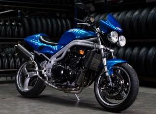 2021 Triumph Speed Triple Bloodline - 2