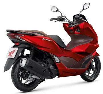 Honda PCX 160 2021 Thailand BM