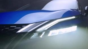2021 Nissan Qashqai teaser (3)