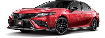 2021 Toyota Camry GR Parts Black Edition_front