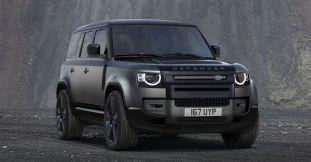 2022 Land Rover Defender 110 V8 Carpathian Edition_front