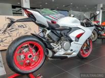 Ducati Panigale V2 White Rosso Msia BM-4