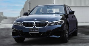 G28 BMW 3 Series Gran Sedan 330Li M Sport Thailand-1