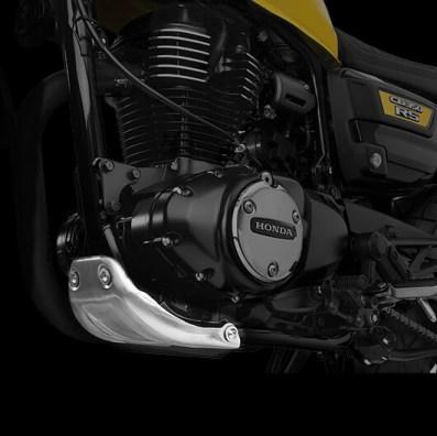 Honda CB350RS 2021 India BM-17