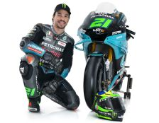 2021 Petronas Yamaha Sepang Racing Team - 3